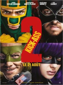 Kick Ass 2 – De la baston, des masques et un peu d'humour débile